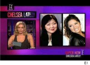 Chelsea Handler Talks Margaret Cho vs. Bristol Palin