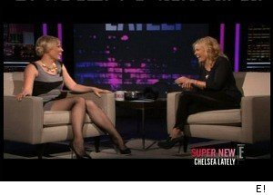 Chelsea Handler and Natasha Bedingfield Dish on Riding With 50 Cent