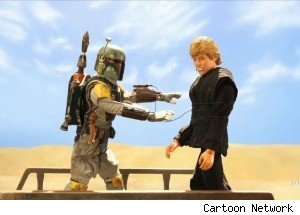 Boba Fett Gets His Revenge on the 'Star Wars' Heroes ... At Last