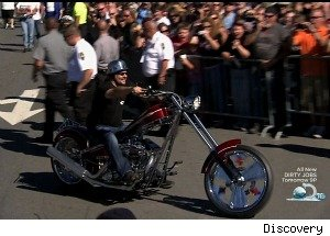 The Key to the City on 'American Chopper'