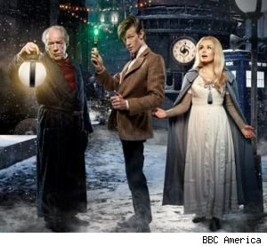 'Doctor Who: A Christmas Carol' premires at 9PM tonight on BBC America.