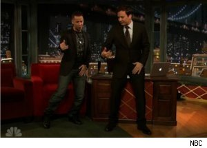 The Situation Teaches Fallon How to Fist Pump