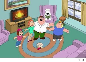 'Family Guy' - 'Road to the North Pole'