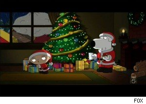 'Family Guy': Two Very Bad Santas
