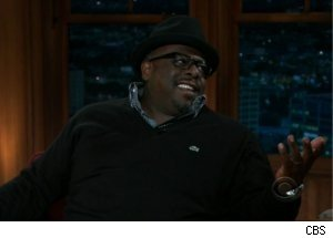 Cedric the Entertainer Talks Pot on 'Late Late Show'