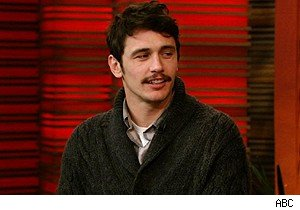 James Franco talks Oscars on 'Live with Regis and Kelly'