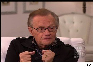 Larry King Always Wanted to be a Comedian: Making People Laugh Is 'Better Than Sex'