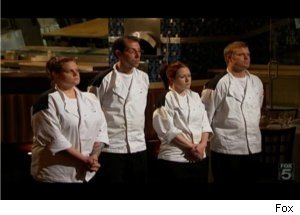 Jillian's Bad Mouth Rivals Gordon Ramsay's on 'Hell's Kitchen' (VIDEO)