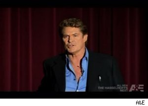 David Hasselhoff Talks Hamburger Incident on 'Hasselhoffs'