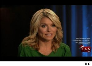 Kelly Ripa Announces Winner on 'Homemade Millionaire'