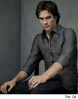 Ian Somerhalder, 'The Vampire Diaries'