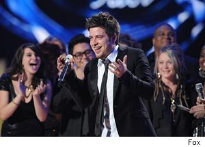 American Idol season 9 finale