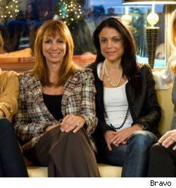 Jill and Bethenny, former friends on 'The Real Housewives of New York City'