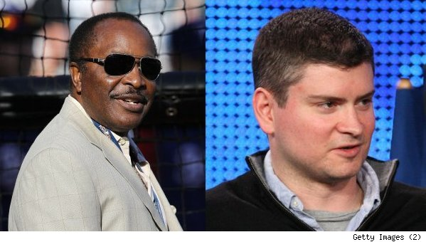 Joe Morgan and Mike Schur