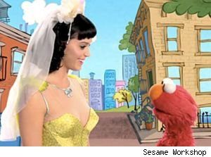Katy Perry's revealing costume was the big news story during the 41st season of 'Sesame Street.'