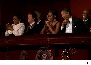 Chris Rock Roasts Oprah, Obama and Paul McCartney at the 'Kennedy Center Honors'
