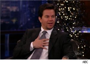 Mark Wahlberg Talks Extreme Eating on 'Jimmy Kimmel'