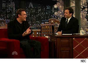 Jason Segel, 'Late Night with Jimmy Fallon'