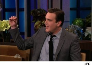 Jason Segel Talks Kermit on 'Tonight'