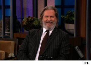 Jeff Bridges Talks 'SNL' with Beau on 'Tonight'