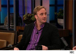 Jay Mohr Tries on Some Adult Diapers