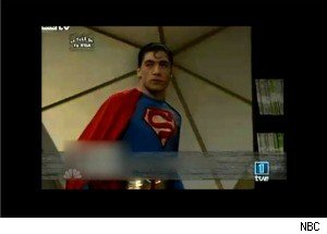 Javier Bardem's Most Embarrassing Job -- Playing Superman on a 1980s TV Show