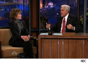 Jay Leno Asks: Are Jane Fonda and Ted Turner Getting Back Together?