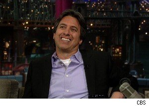 Ray Romano Reacts to His Wife's Threesome Proposal on 'Late Show'