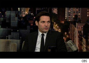 Paul Rudd Got Busted by Barack Obama 