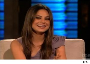 Mila Kunis Talks Strict Upbringing on 'Lopez Tonight'
