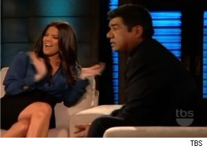 Khloe Kardashian Talks Kids, Sex on 'Lopez Tonight'