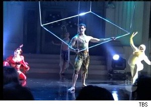 The Cirque du Soleil Explores the Mysteries of the Universe, Using Cubes and Half-Naked Dudes