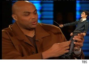 Charles Barkley Discusses Getting Felt Up by a TSA Agent