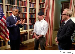Obama mythbusters