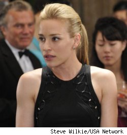 Piper Perabo in 'Covert Affairs'