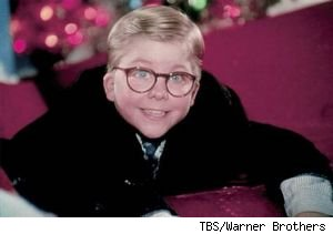 Ralphie returns to TBS for the annual 'A Christmas Story' marathon, which begins at 8PM.