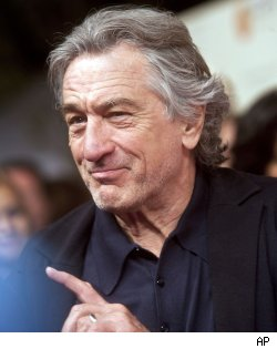 Robert De Niro hosts 'SNL' this week. Let's hope he doesn't stink like the last time he hosted.