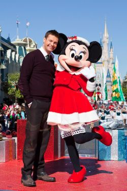 Ryan Seacrest hosts the 'Disney Parks Christmas Day Parade' on Christmas Day.