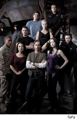 Stargate Universe