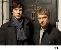 Sherlock on BBC