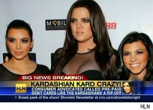 Kardashian Kard Craziness -- the Sisters Cancel Their 'Possibly Illegal' Debit Card