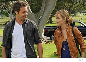 Alex O'Loughlin, Taryn Manning