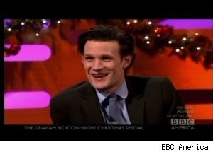 Matt Smith, 'The Graham Norton Show'