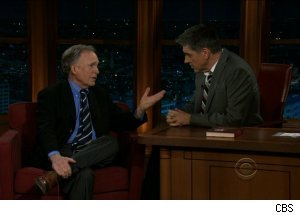 Dick Cavett, 'The Late Late Show with Craig Ferguson'