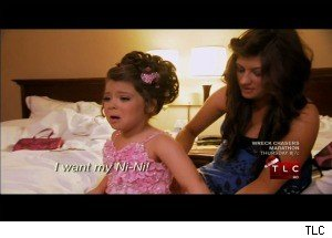 The Littlest Diva on 'Toddlers &amp; Tiaras' 