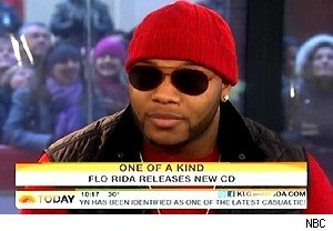 Flo Rida on 'Today'