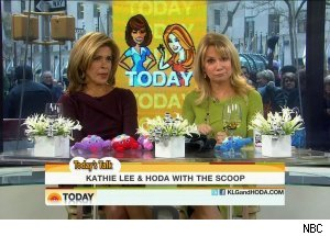 Hoda Kotb & Kathie Lee Gifford, 'Today'