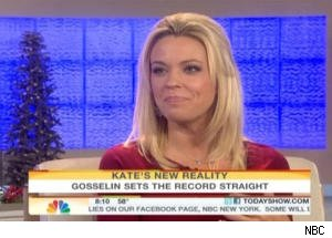 Kate Gosselin on 'Today'