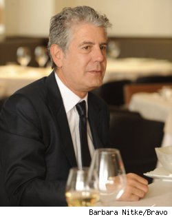 Anthony Bourdain on 'Top Chef: All-Stars'