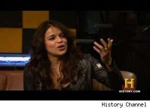 Michelle Rodriguez, 'Top Gear'